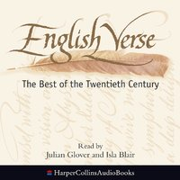 English Verse - the 20th century - Various Authors