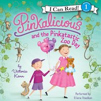 Pinkalicious and the Pinkatastic Zoo Day - Victoria Kann