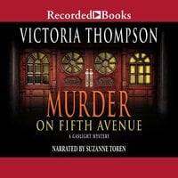 Murder on Fifth Avenue - Victoria Thompson