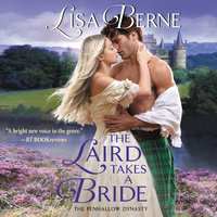 The Laird Takes a Bride - Lisa Berne