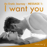 An Erotic Journey, Message 1 - I want you - from Mr V.