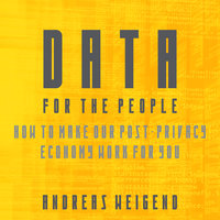 Data For the People - Andreas S. Weigend
