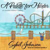A Palette for Murder - Sybil Johnson