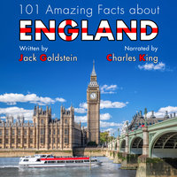 101 Amazing Facts about England - Jack Goldstein