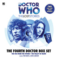 Doctor Who - The Lost Stories - The Fourth Doctor Box Set - Jonathan Morris,John Dorney,Philip Hinchcliffe,Robert Banks Stewart