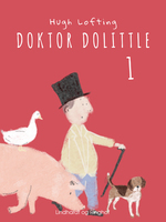 Doktor Dolittle - Hugh Lofting