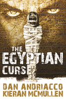 The Egyptian Curse - Dan Andriacco