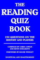 The Reading Quiz Book - Chris Cowlin
