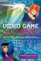 The Video Game Quiz Book - Louie Falls