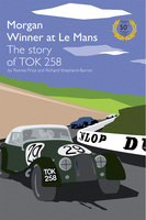 TOK258 Morgan Winner at Le Mans 50th Anniversary Edition - Ronnie Price