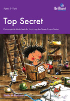 Top Secret - Stewie Scraps Teacher Resource - Sheila Blackburn