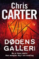 Dødens galleri - Chris Carter