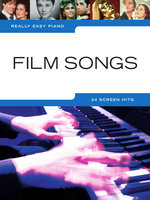 Really Easy Piano: Film Songs - Wise Publications,Barrie Carson Turner
