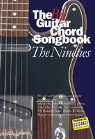 The Big Guitar Chord Songbook: The Nineties - Wise Publications