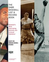 The SABR Baseball List & Record Book - Society for American Baseball Research