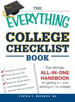 The Everything College Checklist Book - Cynthia C Muchnick