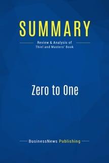 zero to one peter thiel book pdf