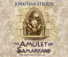 The Amulet Of Samarkand - Jonathan Stroud