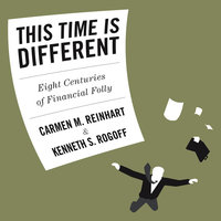 This Time is Different: Eight Centuries of Financial Folly - Carmen Reinhart,Kenneth S. Rogoff