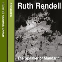The Speaker of Mandarin - Ruth Rendell