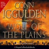 Wolf of the Plains - Conn Iggulden