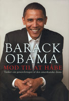 Mod til at håbe - Barack Obama