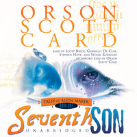 Seventh Son - Orson Scott Card