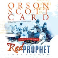 Red Prophet - Orson Scott Card