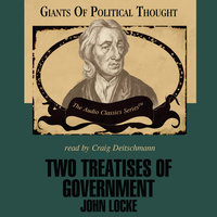 Two Treatises of Government - John Locke