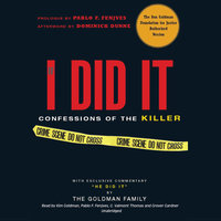 If I Did It - The Goldman Family