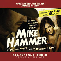 The New Adventures of Mickey Spillane's Mike Hammer, Vol. 1 - M.J. Elliott,JoBe Cerney