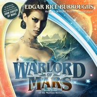 Warlord of Mars - Edgar Rice Burroughs