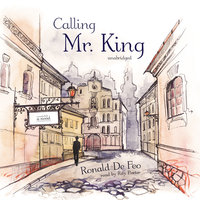 Calling Mr. King - Ronald De Feo