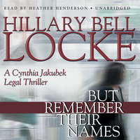 But Remember Their Names - Hillary Bell Locke