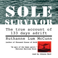 Sole Survivor - Ruthanne Lum McCunn