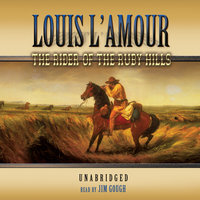 The Rider of the Ruby Hills - Louis L'Amour