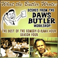 What the Butler Wrote - Daws Butler
