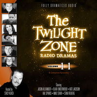 The Twilight Zone Radio Dramas, Vol. 11 - Various Authors