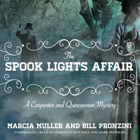 The Spook Lights Affair - Marcia Muller,Bill Pronzini