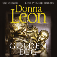 The Golden Egg - Donna Leon