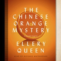 The Chinese Orange Mystery - Ellery Queen