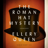 The Roman Hat Mystery - Ellery Queen