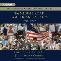 The Middle Road - James Lincoln Collier,Christopher Collier