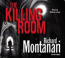 The Killing Room - Richard Montanari