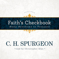 Faith's Checkbook - C.H. Spurgeon