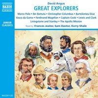 Great Explorers of the World - David Angus