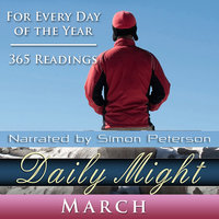 Daily Might: March - Simon Peterson
