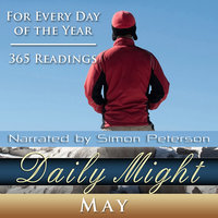Daily Might: May - Simon Peterson