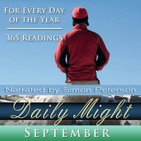 Daily Might: September - Simon Peterson