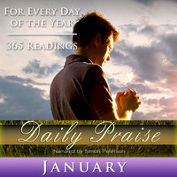Daily Praise: January - Simon Peterson